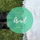 🐣 H e l l o  A v r i l 🐣 Qui prévoit de se marier au mois d'avril ? 💞