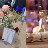L'art de la table recèle d'infinies palettes de couleurs, de styles et de forme pour séduire et surprendre vos invités. Faites appel à une équipe de professionels pour s'occuper de la décoration. + d'informations : 👉🏼 www.mariagealamontagne.com 👈🏼